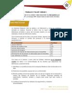 Trabajo Unidad 1 NTC ISO 9001