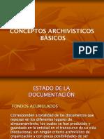 Gestión Documental - Teoría Archivística.ppt