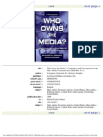 Who Owns the Media Competition and Concentration in the Mass Media Communication (1).pdf