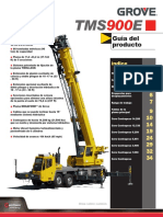 TMS900E Product Guide ES