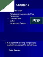 Tqm Lesson 2 Leadership in Tqm