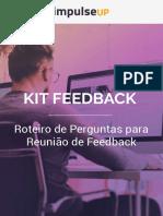 eBook TemplateFeedback Roteiro