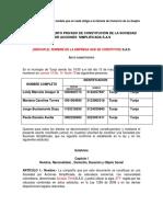 Constitucion Sociedad Sas (1) (Autoguardado)