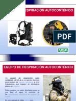 Curso Uso de Equipo Autonomo SCBA MSA (1)