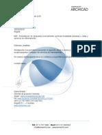 Cotización ArchiCAD Modelo Perpetuo%2c Renta y Servicios de Entrenamiento