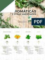 Catalogo Aromaticas