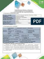 Guía para el desarrollo del componente práctico - Sistemas de Tratamiento y Disposición Final de Residuos Sólidos
