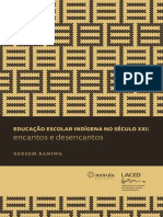 EDUCAÇÃO ESCOLAR INDÍGENA NO SÉCULO XXI - GERSEN BANIWA