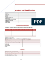 Translator Registration