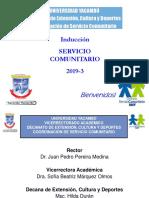 Inducción Nuevos Prestadores SC 2019-3 (REVISADA).ppt