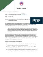 Meadows Report