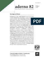 Cuaderno 82 Cuadernos del Centro de Estudios en Diseño y Comunicación [Ensayos].pdf