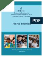 01 Ficha Tecnica ENEDU-2017