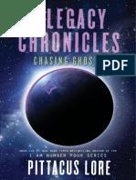 Las Crónicas de Los Legados 4 - Chasing Ghost
