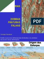 Geologia Estrutural - Principais Estruturas (1)