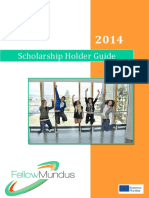 Scholarship Holder Guide-English