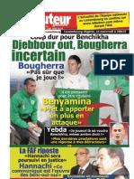 LE BUTEUR PDF du 15/11/2010