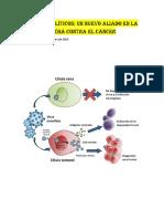 Virus Oncolíticos vs Cancer
