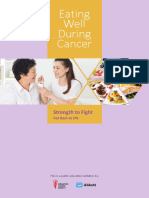 Book Eating Well During Cancer
