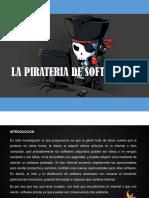 La Pirateria de Sofware Presentacion 1