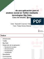 PFC Descripcion analisis de sentimientos big data