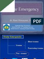 Ocular Emergency Non Trauma- Kuliah - PDF.pdf
