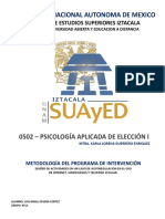 0502-Fase 3 Metodología Del Programa de Intervención