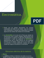 1.1 Electrostática