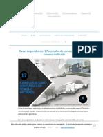 Casas en Pendiente_ 17 Ejemplos de Cómo..