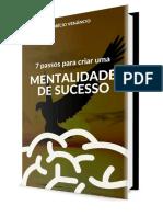 E Book 7 Passos Mentalidade de Sucesso Completo