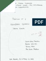 Relatório 1 - Equilíbrio Químico