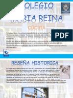 Portafolio Institucion Maria Reina