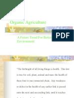 Organic Agiculture