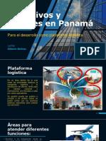 Iniciativos y Avances en Panamá Introduccion