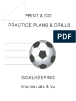 Goalkeeper Practice Plans1