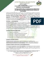 CONTRATO N° 040MARCO LEGAL DEL PRESUPUESTO ANUAL