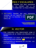 Analisis Vectorial Adaptado