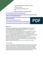 anexos con link informe sobre el mercado laboral