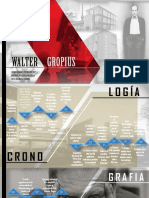 Walter Gropius diapositivas