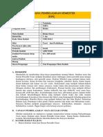 contoh RPS Kimia dasar