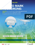 Infographic How Mark Your Drone