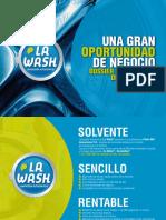 Dossier Web Franquicias LA WASH