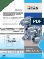 Regulador EQA 625 627 04 Eng