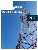 Astro25 System for Mission Critical Data Brochure