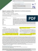 Epigenetica POMC Obesidad y Diabetes
