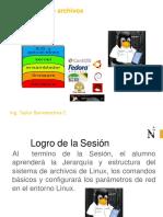 Clase Estructura Linux_Comandos