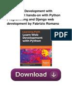 Pdf_Learn_Web_Development_With_Python_Ge.pdf