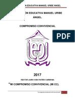 Manual de Convivencias Ie Manuel Uribe Angel