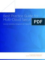 Tripwire Multicloud Security Best Practice Guide