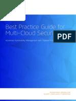 Tripwire Multicloud Security Best Practice Guide